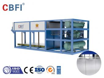 industrial automatic ice block machine